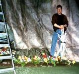 Juhani-Risku-architect-stage-designer-costumier-scenographer-Kokkola-city-theater-Tankred-Dorst-The-Curve-Kurve-1996