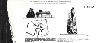 15_Architecture-Rock-theory-page-Juhani-Risku-architect-designer-acoustician-Exhibition-Two-Architectonic-Universes-Museum-of-Finnish-Architecture-1988