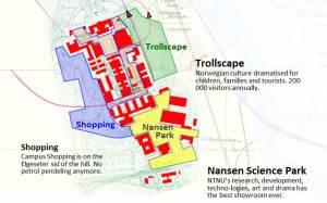 16_NTNU-Campus-hill-construction-plan-Gloshaugen-plan-view-Nansen-Science-Park-Trollscape-Juhani-Risku-Outi-Alapekkala